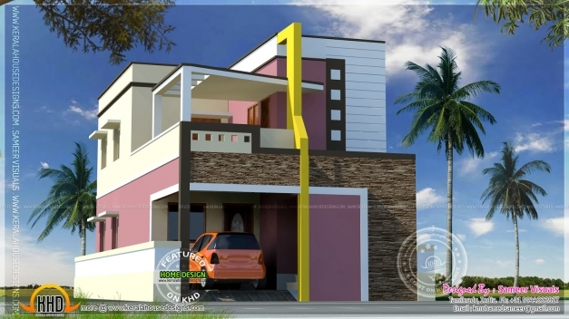 Marvelous Modern Style South Indian House Exterior Kerala Home Design And South India Elevation Image