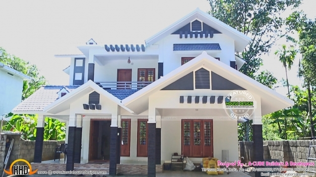 Marvelous New House Plans For 2016 Starts Here Kerala Home Design And New Home Designs In Kerala 2016 Image