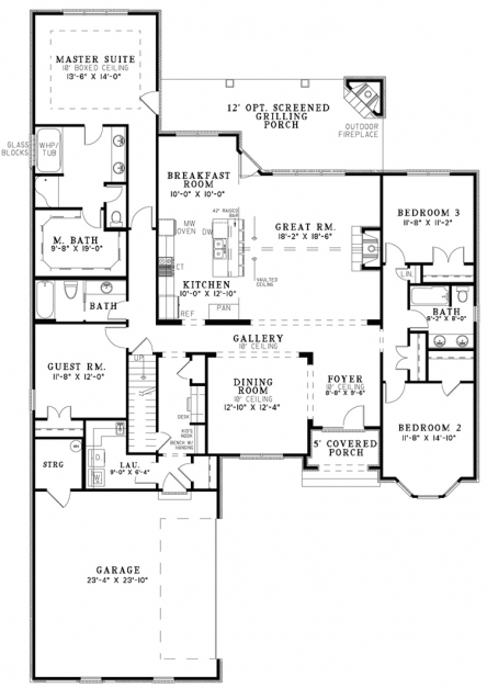 Outstanding 1000 Images About House Plans On Pinterest House Plans First New Pinterest Open Floor Plans Photos