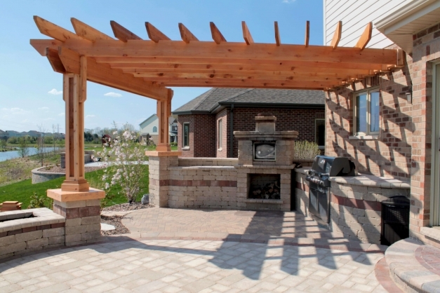 Outstanding 33 Best Pergola Ideas And Designs You Will Love In 2017 Pergola Decorating Ideas Images
