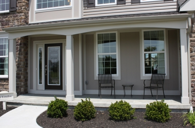 Outstanding Exterior Epic Image Of Front Porch Decoration Using Grey Stone Entrance Porch Designs Pic