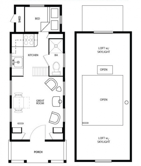 Outstanding Meet Jay Shafer And His Tiny House Plans Eye On Design Dan Compact House Plans Picture