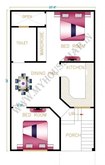 Outstanding Stunning Indian Home Map Design Gallery Decorating Design Ideas Ideas For 15×50 Home Photo