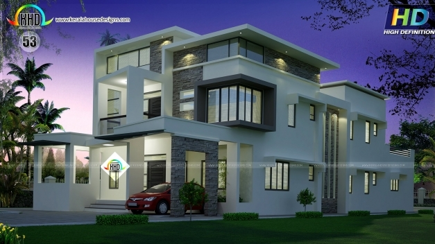Outstanding Top 50 House Plans Of February 2016 Youtube New Home Designs In Kerala 2016 Pictures