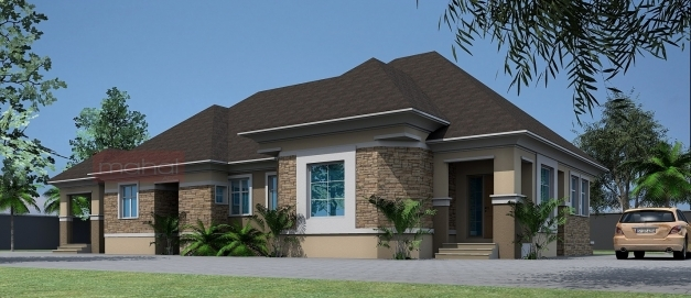 Remarkable Modern Home Design Architectural Designs Of Bungalows In House Building Plans In Nigeria Pics