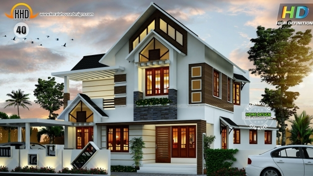 Remarkable New House Plans For September 2015 Youtube New Home Designs In Kerala 2016 Pictures