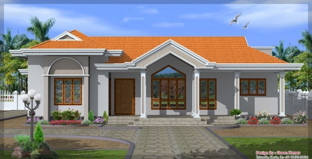 Remarkable Outstanding Simple House Designs Kerala Style 16 For House Outstanding Simple House Images