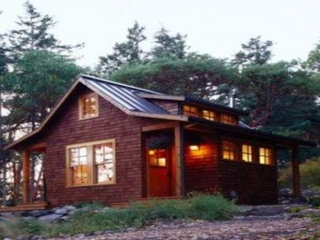 Remarkable Small Cabin Plans Rustic Cabin Plans Small Mountain Small Rustic Small Rustic Homes Images