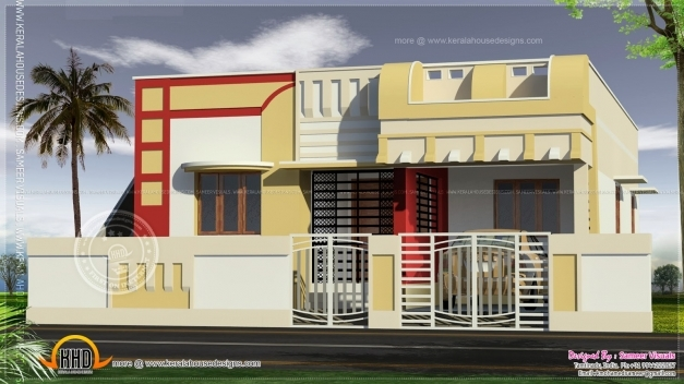 Remarkable Small South Indian Home Design Kerala Home Design And Floor Plans South India Elevation Pics