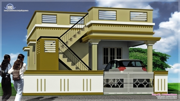 Stunning 2 South Indian House Exterior Designs Kerala Home Design South South India Elevation Picture