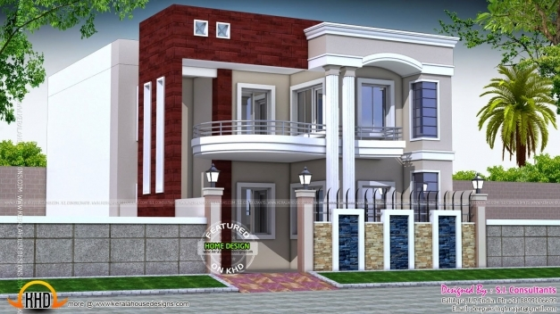 Stunning Exterior House Designs Images House Design India Pretty 160203 Best Indian Home Photo