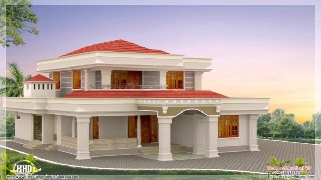 Stylish Indian Style Small House Designs Youtube Small House Plans Indian Style Picture