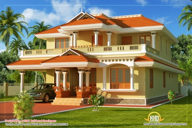 Stylish Kerala Style Traditional House 2808 Sq Ft Home Appliance Kerala House Images Pictures