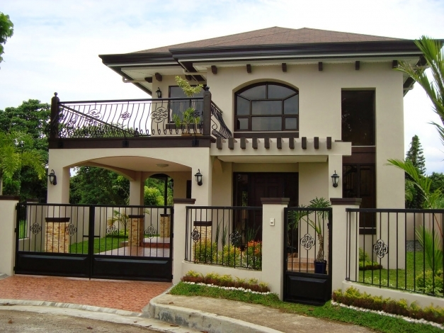 Stylish Outstanding Simple House Design In The Philippines 77 On Simple Outstanding Simple House Pics