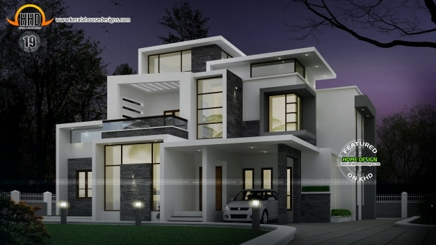 Wonderful New House Plans For March 2015 Youtube New Home Designs In Kerala 2016 Picture