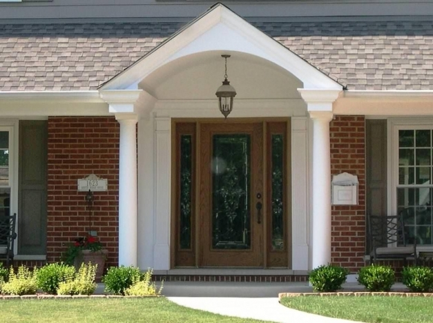 Wonderful Pictures Of Front Porches On Colonial Homes Pictures Of Front Porches On Homes Pics