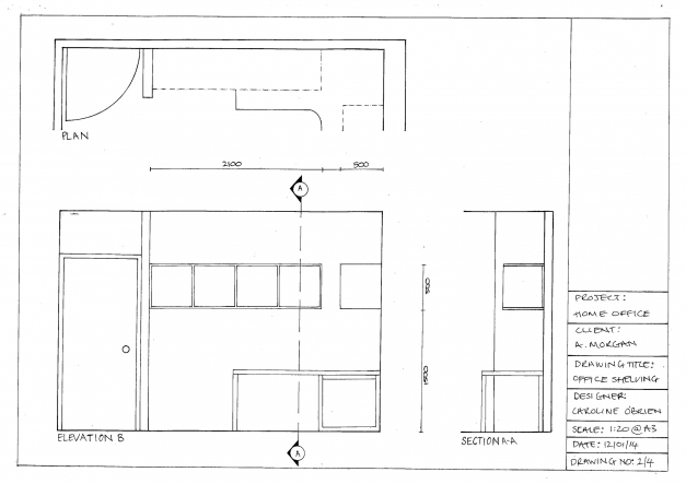 Amazing Floor Plan Cob Design Plan Elevation And Section Drawings Pic