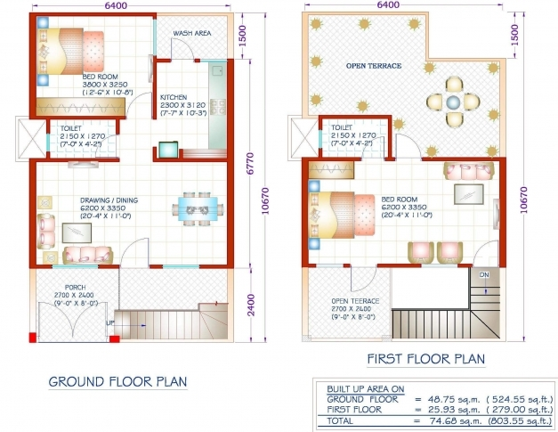 Amazing House Plans With Photos 1200 Sq Ft India 10 Impressive Sqft Indian House Plans For 1200 Sq Ft Pictures