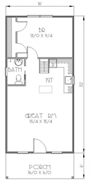 Awesome House Plan For 30 Feet 51 Plot Size 170 Square Yards 28 X 52 25*52 House Plan Pics