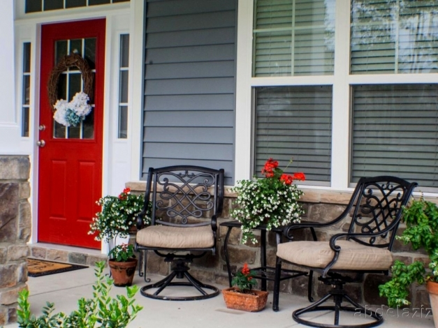 Awesome Unique How To Decorate A Small Front Porch 25 On Modern Home Small Porch Ideas Photo