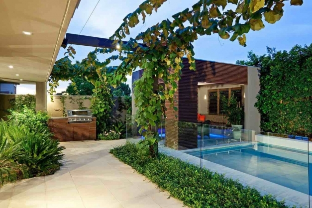 Best 41 Backyard Design Ideas For Small Yards Worthminer Small Backyard Designs Pictures Photo