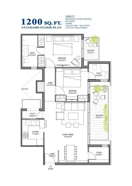 Best Best 1800 Square Foot House Plans Home Deco Sq Ft With 4 Bedrooms Indian House Plans For 1200 Sq Ft Photos