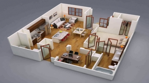 Fantastic House Map Design 20 X 45 Youtube House Images 15by 45 Pics