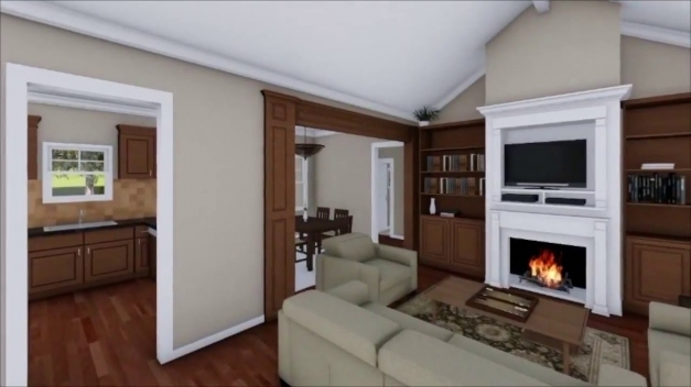 Fascinating 1500 Square Foot House Plan Youtube 1500 Sq Ft House Interiors Picture India Photo