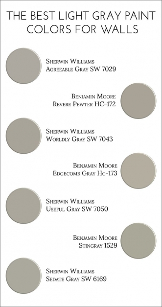 Fascinating Best 25 Gray Paint Colors Ideas On Pinterest Grey Interior Shades Of Grey Paint Color Images