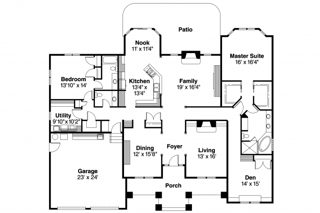 Fascinating Contemporary House Plans Stansbury 30 500 Associated Designs Contemporary House Plans Photos