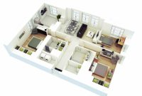 Fascinating Free 3 Bedrooms House Design And Lay Out 3 Bedroom House Design Images