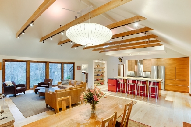 Fascinating Modern Farmhouse With Open Floorplan Modern Farmhouse Open Floor Plans Picture