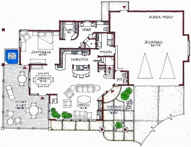 Fascinating Simple Home Design Modern House Designs Floor Plans House Plans Contemporary House Floor Plans Picture