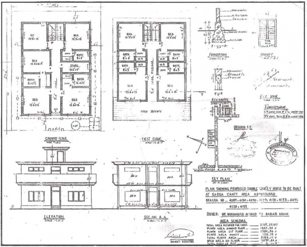 Gorgeous The Initial Planning For Maui House Building A Dream Home In Plan Section And Elevation Of Residential Houses Photo