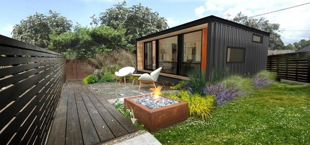 Gorgeous You Can Order Honomobos Prefab Shipping Container Homes Online Small Prefab Homes Pics