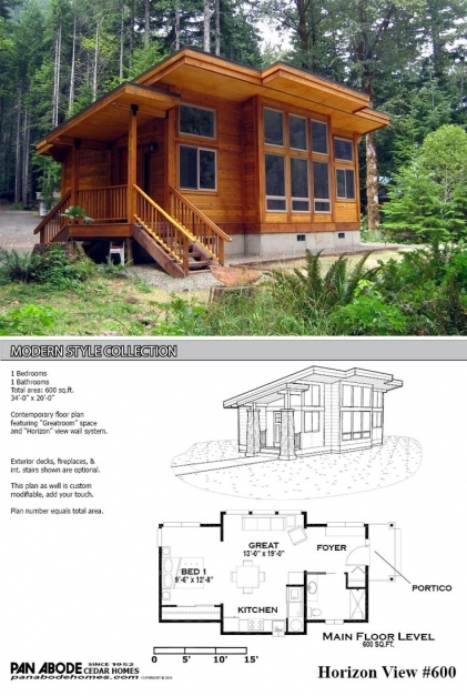 Incredible Best Small Modern House Plans Ideas On Pinterest Cottage Plan Small Modern Cabin Plans Photo