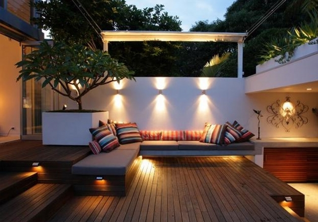 Incredible Delightful Home Living Space Tropical Small Backyard Design And Small Backyard Designs Pictures Pic