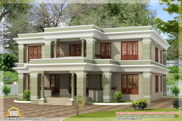 Incredible Different Style India House Elevations Kerala Home Design House Indian Small Styles House Photo