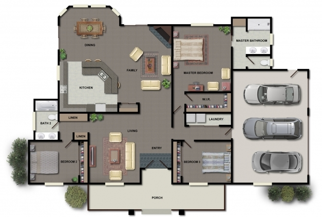 Incredible Fresh Contemporary House Plans 6657 Contemporary House Plans Pics