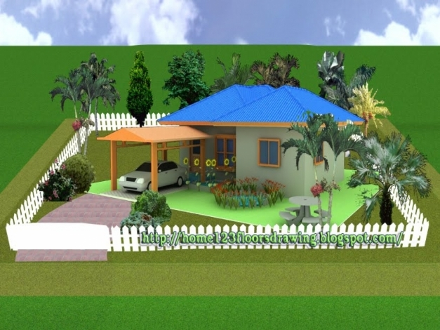 Incredible House Plan Beautiful Plans Gallery Agemslife Contemporary Small Beautiful House And The Plan Images