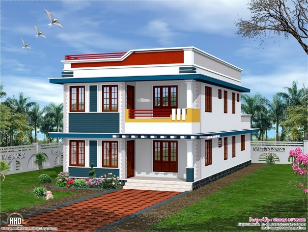 Incredible Indian House Designs Home Elevation Styles Plan Tag For Small Indian Small Styles House Image