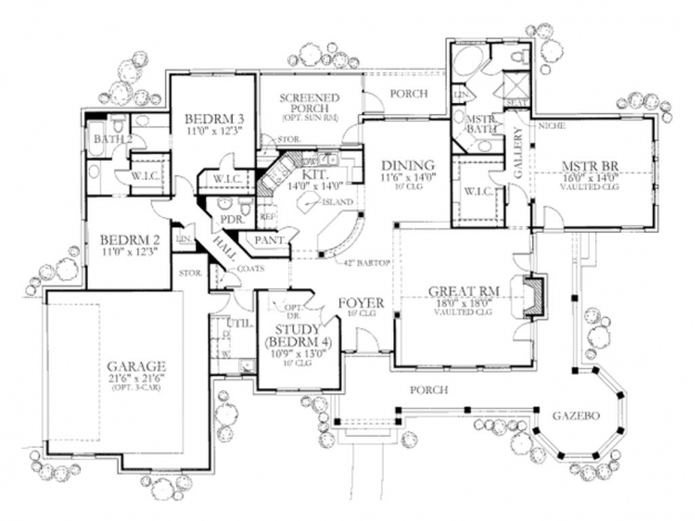 Inspiring Awesome One Floor House Plans With Wrap Around Porch 88 In One Level House Plans With Wrap Around Porch Pic