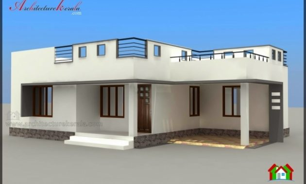 Inspiring Below 1000 Square Feet House Plan And Elevation Architecture Kerala Indian Small House Plans Under 1000 Sq Ft Photos