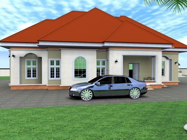 Inspiring Download House Plans With Pictures In Nigeria Adhome Housedesignsfloorplansnigeria Pictures