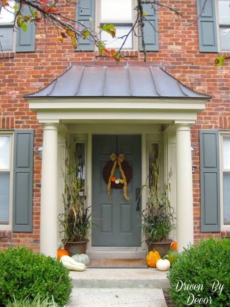 Marvelous Images About Front Deck Entrance Reno Side Ideas Small Porch Of Small Porch Ideas Pic