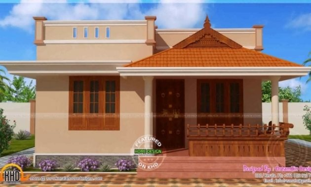 Marvelous Indian Style Small House Designs Youtube Indian Small Styles House Picture