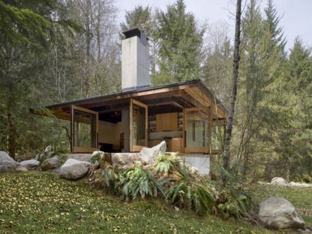 Marvelous Small Cabin Floor Plans Small Modern Cabin Plans Modern Small Small Modern Cabin Plans Pictures