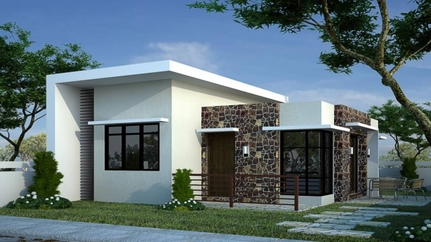 Outstanding Best 10 Cool Small Modern House Designs And Floor 12331 2017 Modern Haus Design Picture