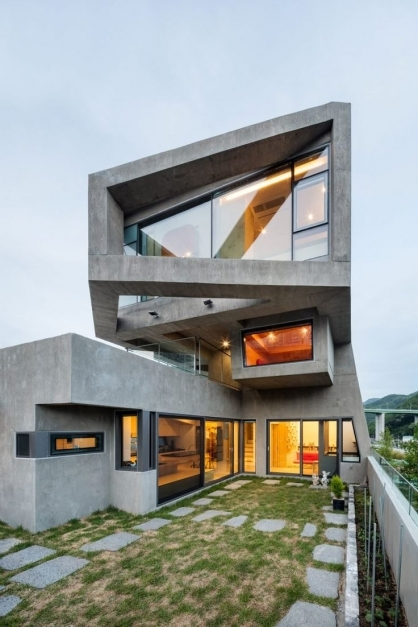 Outstanding Best 25 Residential Architecture Ideas On Pinterest Modern Architectural Design Of Residential Building Photos