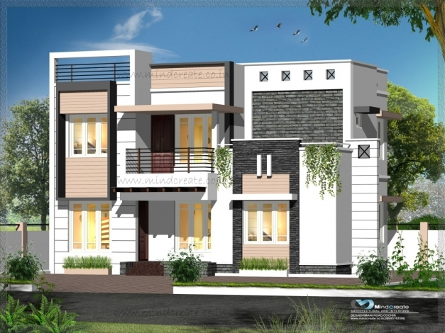 Outstanding Contemporary House Elevations Home Design Style Elevation Kerala Contemporary House In Kerala Pictures